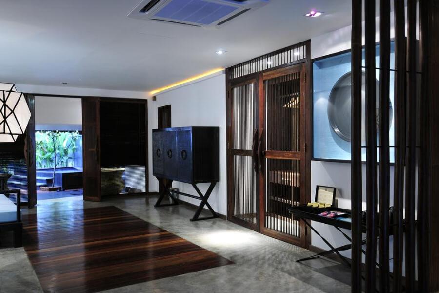 Maleisie Kuala Lumpur Villa Samadhi Hotel 11