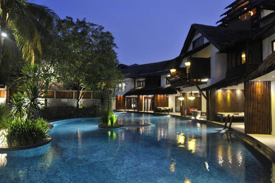 Maleisie Kuala Lumpur Villa Samadhi Hotel 13