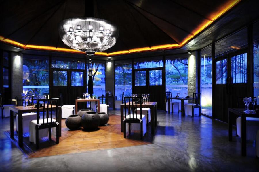 Maleisie Kuala Lumpur Villa Samadhi Hotel 14