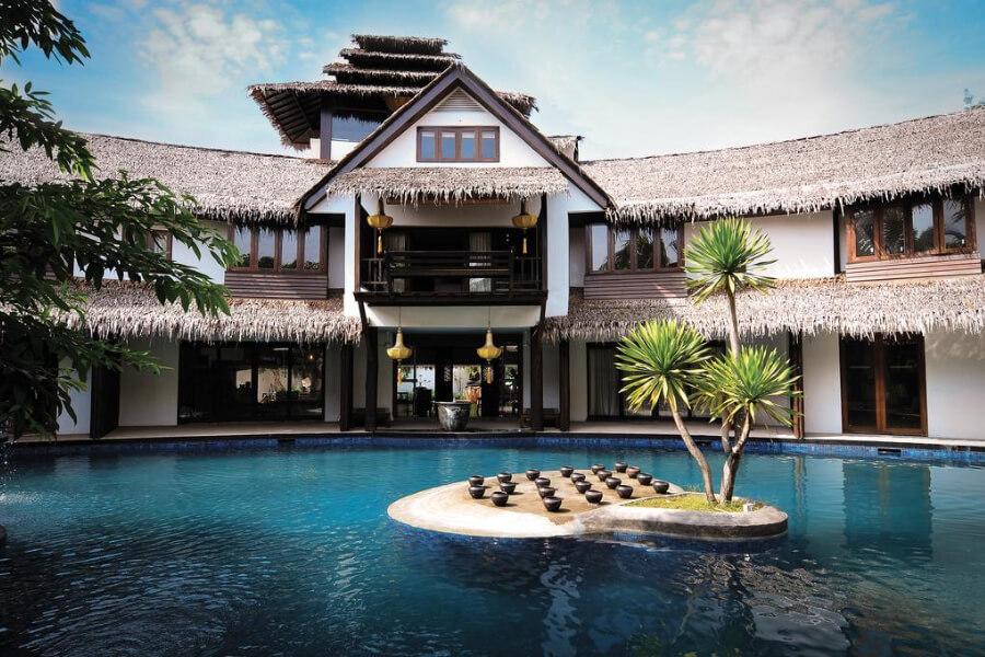 Maleisie Kuala Lumpur Villa Samadhi Hotel 16