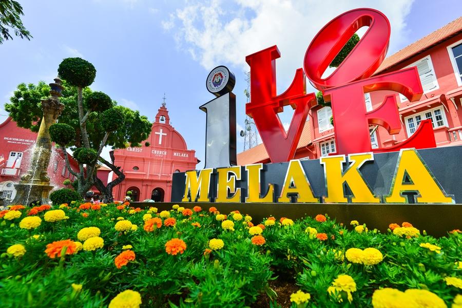 Dag 3: Melaka