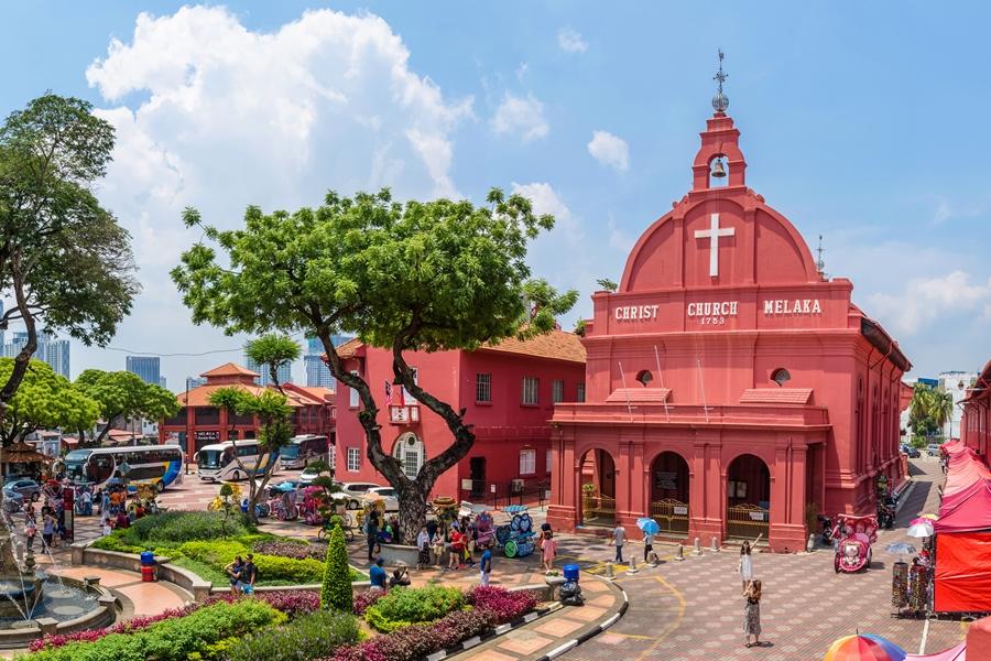 Dag 2: Aankomst in Kuala Lumpur – Melaka