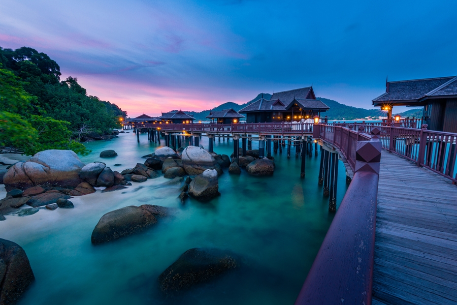 Dag 16: Pangkor Island