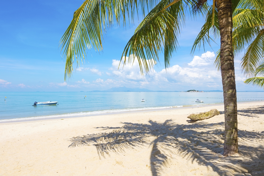 Maleisie Penang Strand