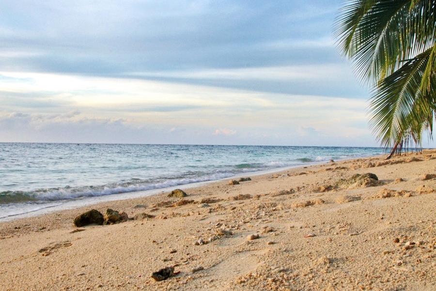 Maleisie Selingan Island Schildpad eiland strand