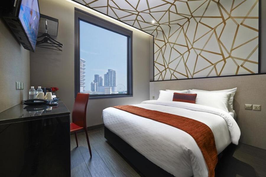 Maleisie Singapore Boss Hotel Singapore21