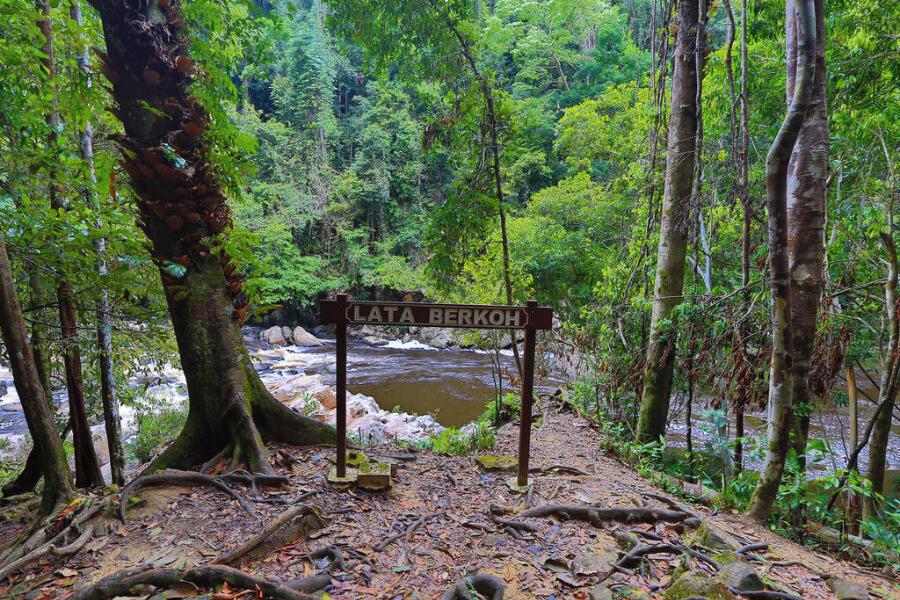 Maleisie Taman Negera Mutiara Taman Negera Resort Hotel 1
