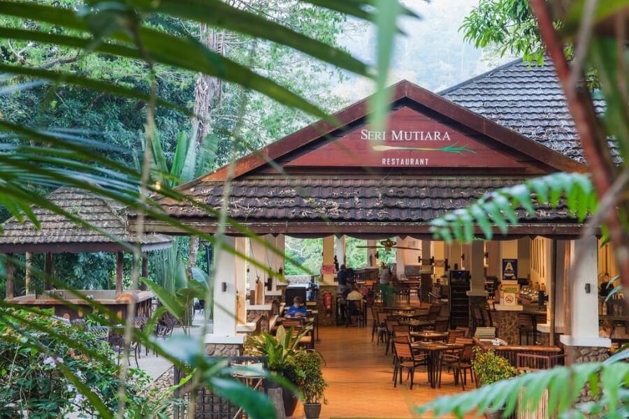 Maleisie Taman Negera Mutiara Taman Negera Resort Hotel 11