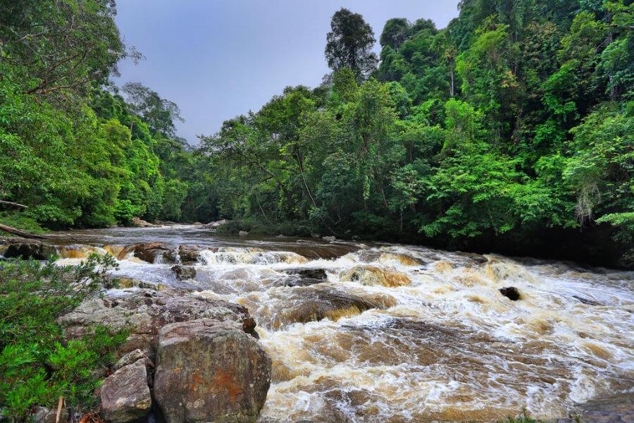 Maleisie Taman Negera Mutiara Taman Negera Resort Hotel 13