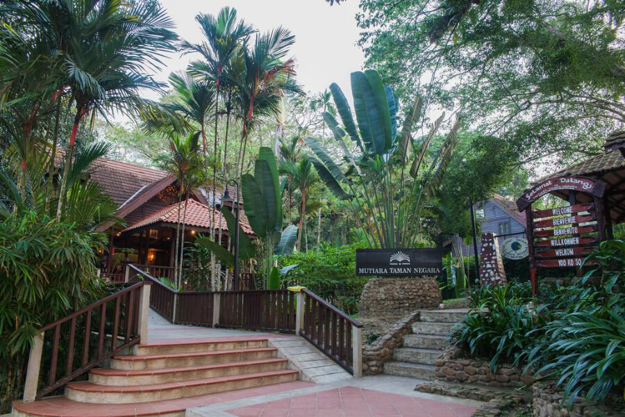 Maleisie Taman Negera Mutiara Taman Negera Resort Hotel 19