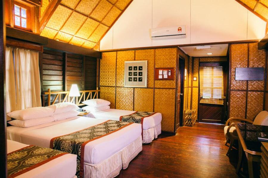 Maleisie Taman Negera Mutiara Taman Negera Resort Hotel 2
