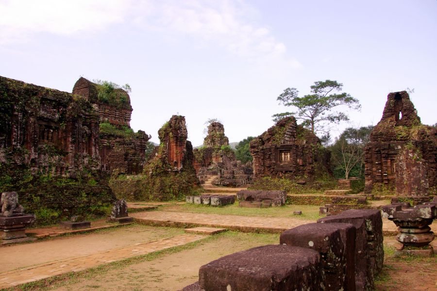 My son tempels Hoi An Vietnam