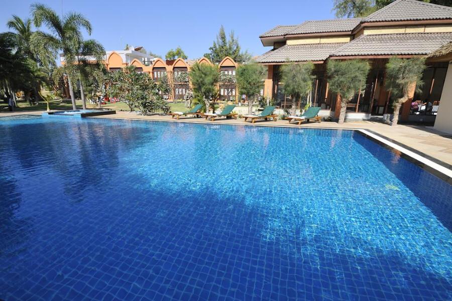 Myanmar Bagan Bagwa Theiddhi Hotel 12
