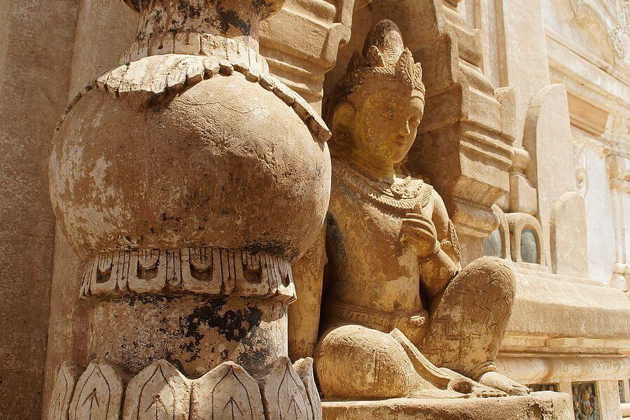 Myanmar Bagan Tempel
