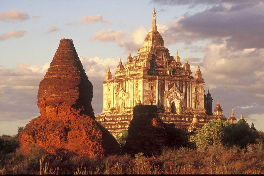 Myanmar Bagan Thabanyu Temple