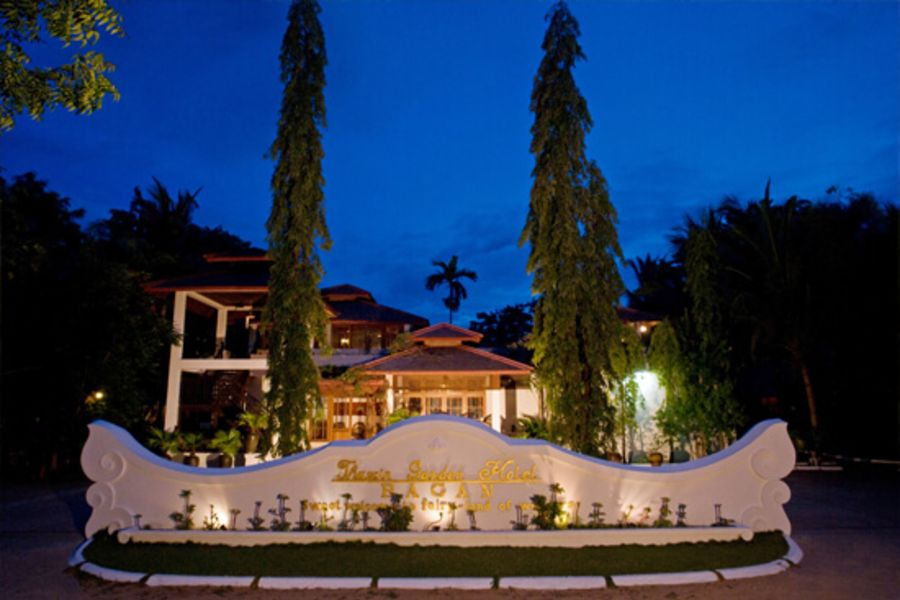 Myanmar Bagan Thazin Garden Hotel 01