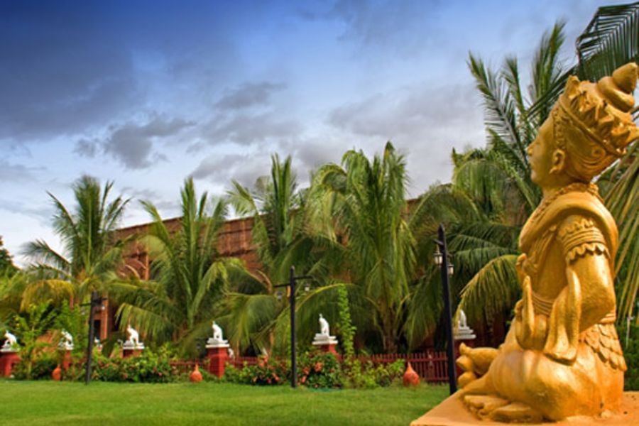 Myanmar Bagan Thazin Garden Hotel 03