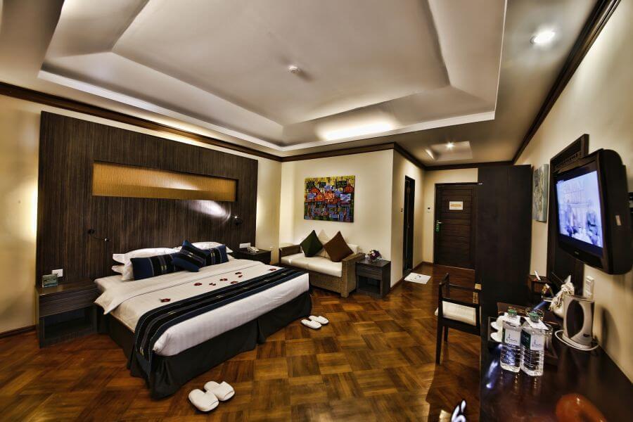 Myanmar Hotel Inle Lake Nyaung Shwe Amata Garden Resort 2