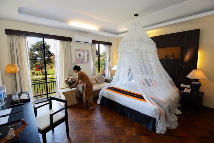 Myanmar Hotel Inle Lake Nyaung Shwe Amata Garden Resort 4