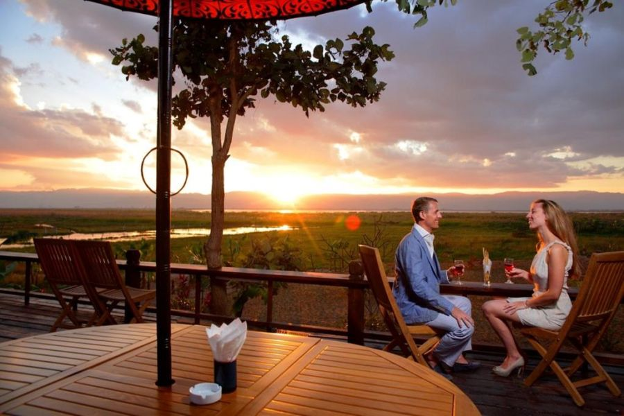 Myanmar Hotel Inle Lake Nyaung Shwe Amata Garden Resort 5