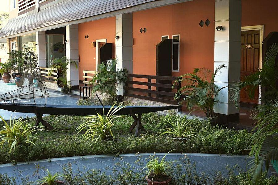 Myanmar Hotel Inle Lake Nyaung Shwe Immana Grand Inle 1
