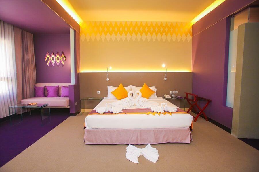 Myanmar Hotel Magic Mandalay Kamer Superior 2