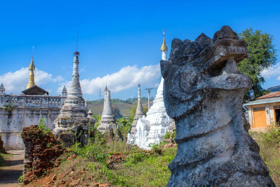 Dag 1: Mandalay –  Hsipaw