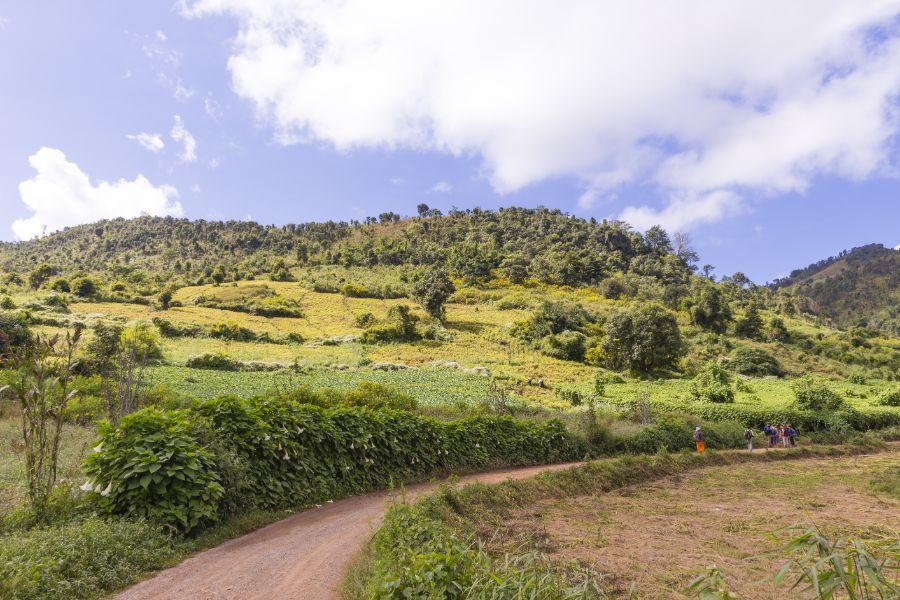 Dag 1: Kalaw – Lamine Village Trekking