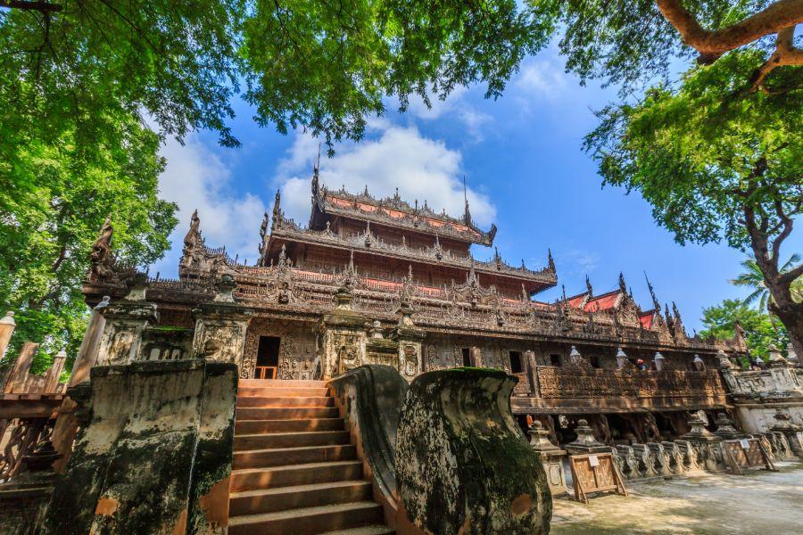 Dag 1: Aankomst in Mandalay