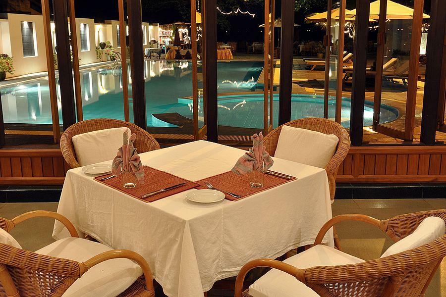 Myanmar Ngapali Thande Beach Hotel 1