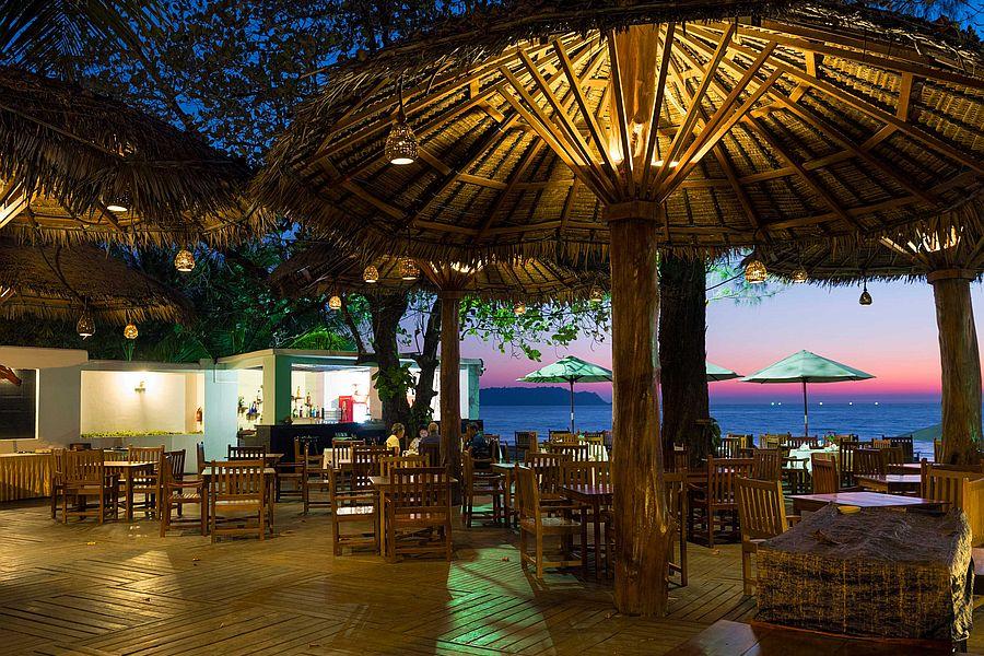 Myanmar Ngapali Thande Beach Hotel 4