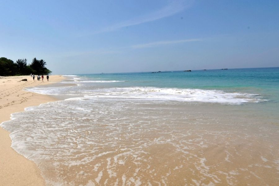 Myanmar Ngapali strand 1