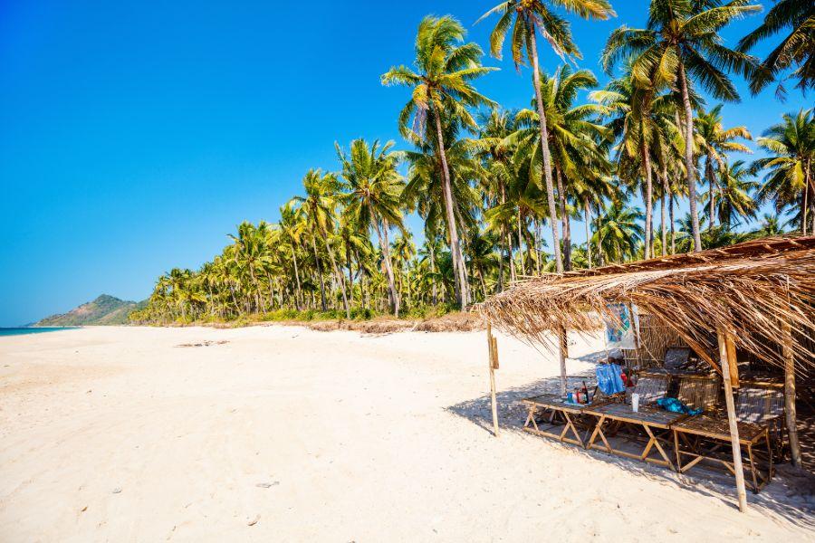 Myanmar Ngapali strand 4