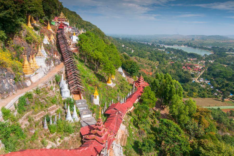 Myanmar Pindaya Pindaya grot 1