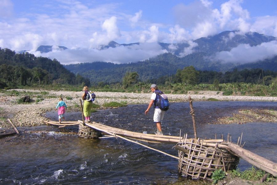 Myanmar Putao trekking