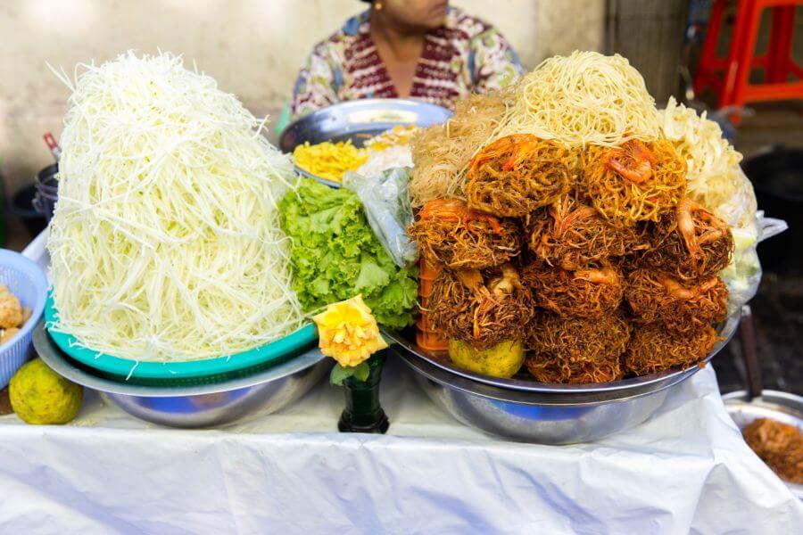 Myanmar Yangon Bogyoke Aung San Market formerly Scotts Market