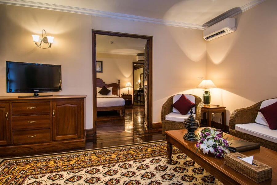 Myanmar Yangon Savoy Hotel Kamer 02