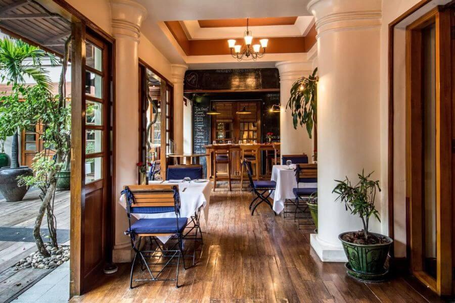 Myanmar Yangon Savoy Hotel Restaurant