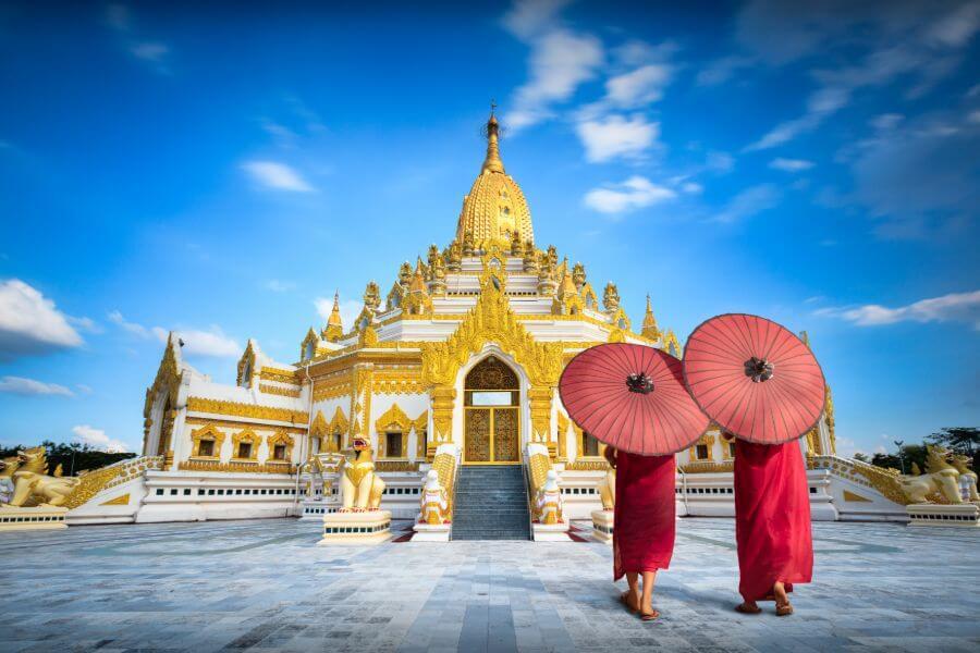 Dag 4: Ngapali – Thandwe – Yangon