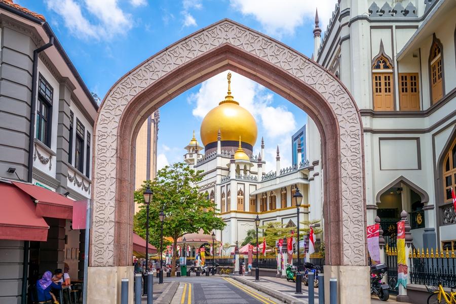 Singapore Moskee