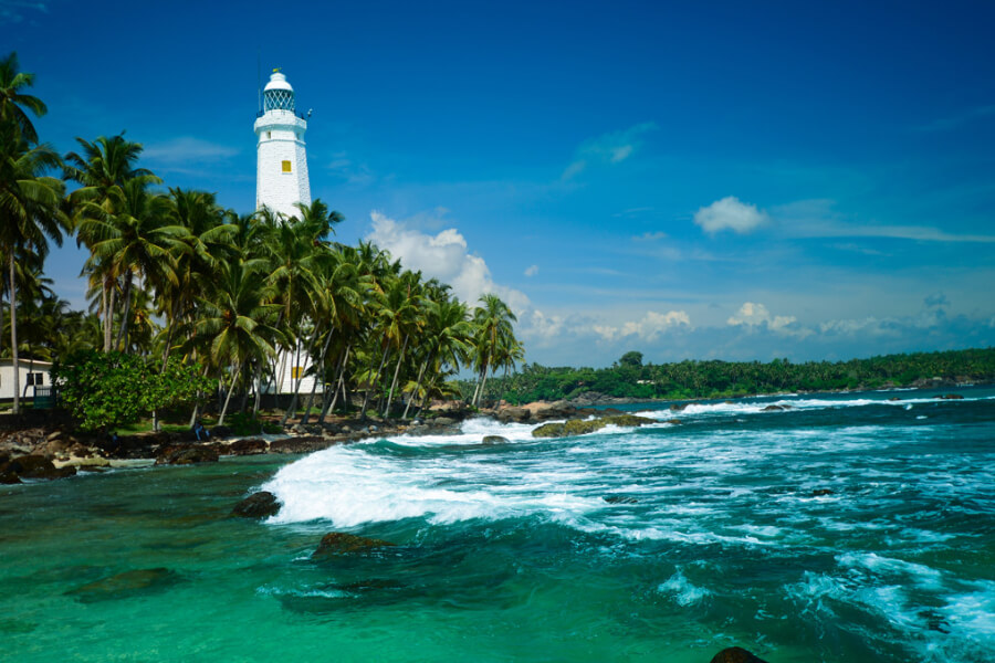Sri Lanka Galle lighthouse 2