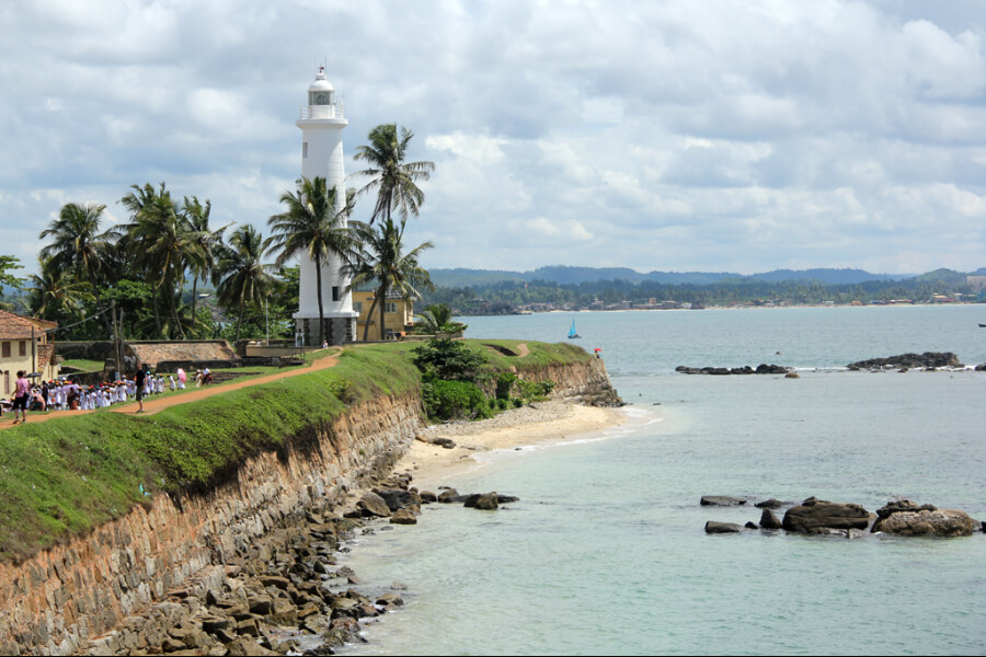 Sri Lanka Galle lighthouse