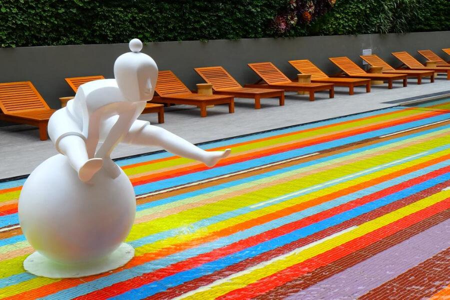 Thailand Bangkok Ibis Style Khao San Road 11