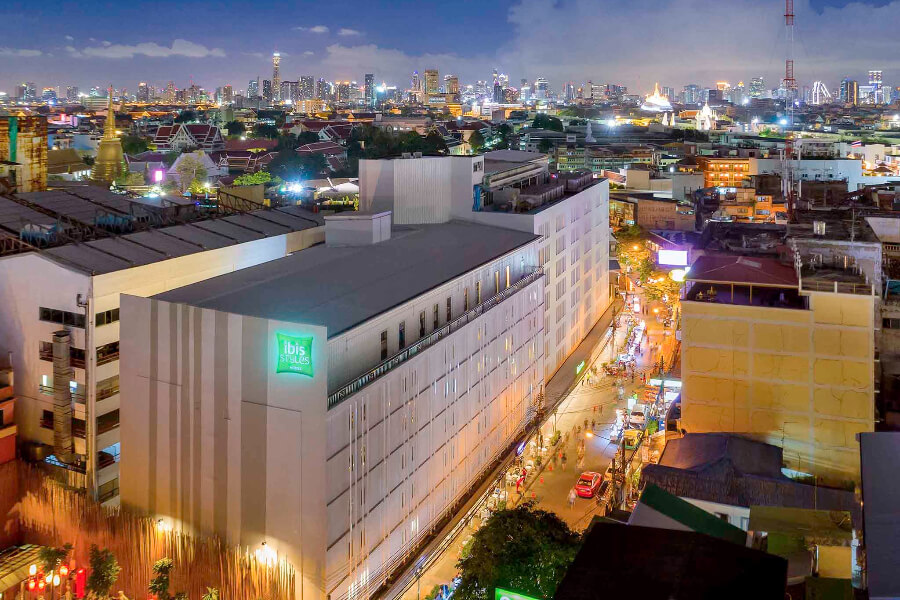 Thailand Bangkok Ibis Style Khao San Road 2