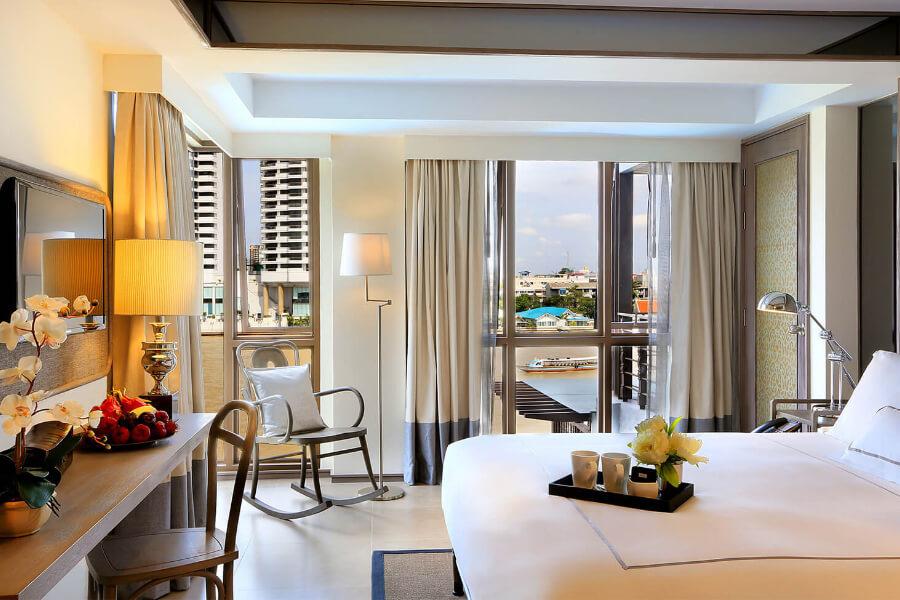 Thailand Bangkok Riva Surya Riva Room