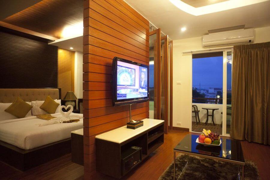 Thailand Bangkok Suvurnabhumi Suite Hotel 1