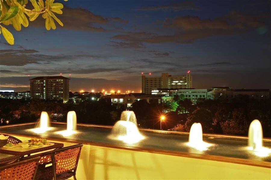 Thailand Bangkok Suvurnabhumi Suite Hotel 10