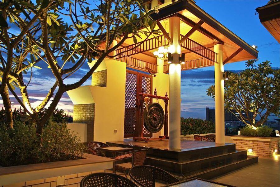 Thailand Bangkok Suvurnabhumi Suite Hotel 11