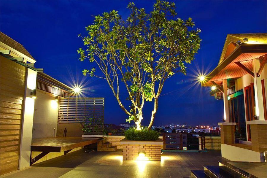 Thailand Bangkok Suvurnabhumi Suite Hotel 12