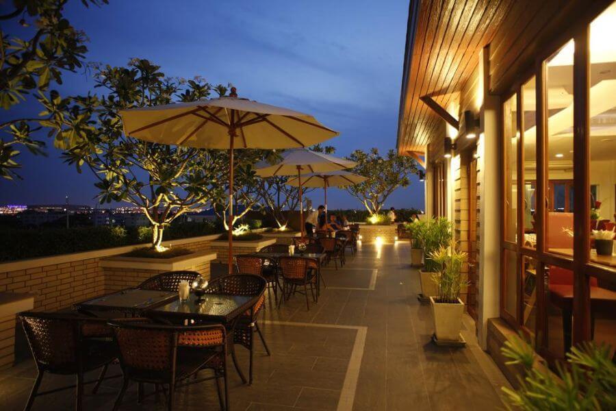 Thailand Bangkok Suvurnabhumi Suite Hotel 13